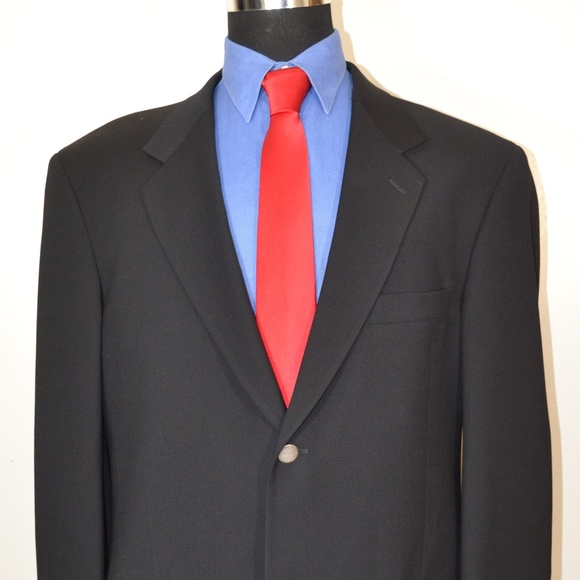 Kenneth Cole Other - Kenneth Cole 44L Sport Coat Blazer Suit Jacket